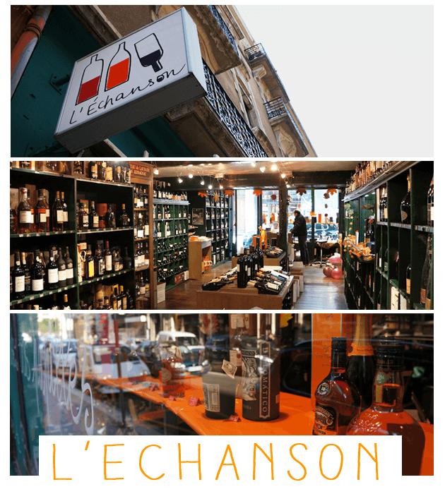 LA CAVE L'ECHANSON, RUE LAKANAL A GRENOBLE post image