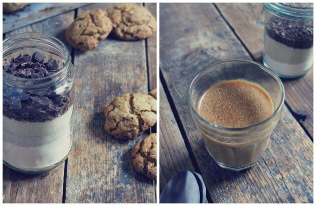 Desserts en kit Crème et cookies