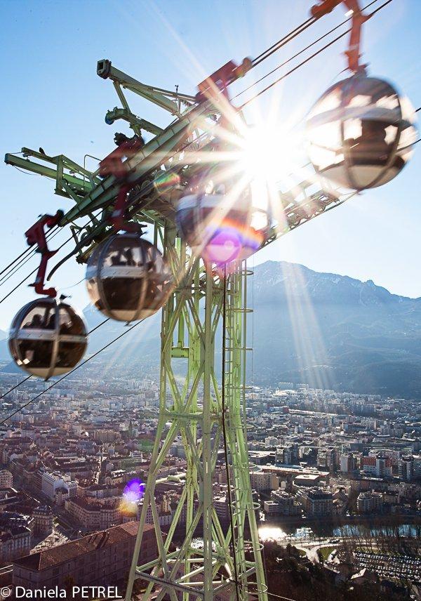 téléphérique Grenoble