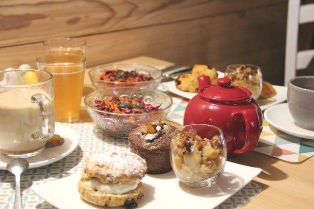 gâteaux salon thé grenoble