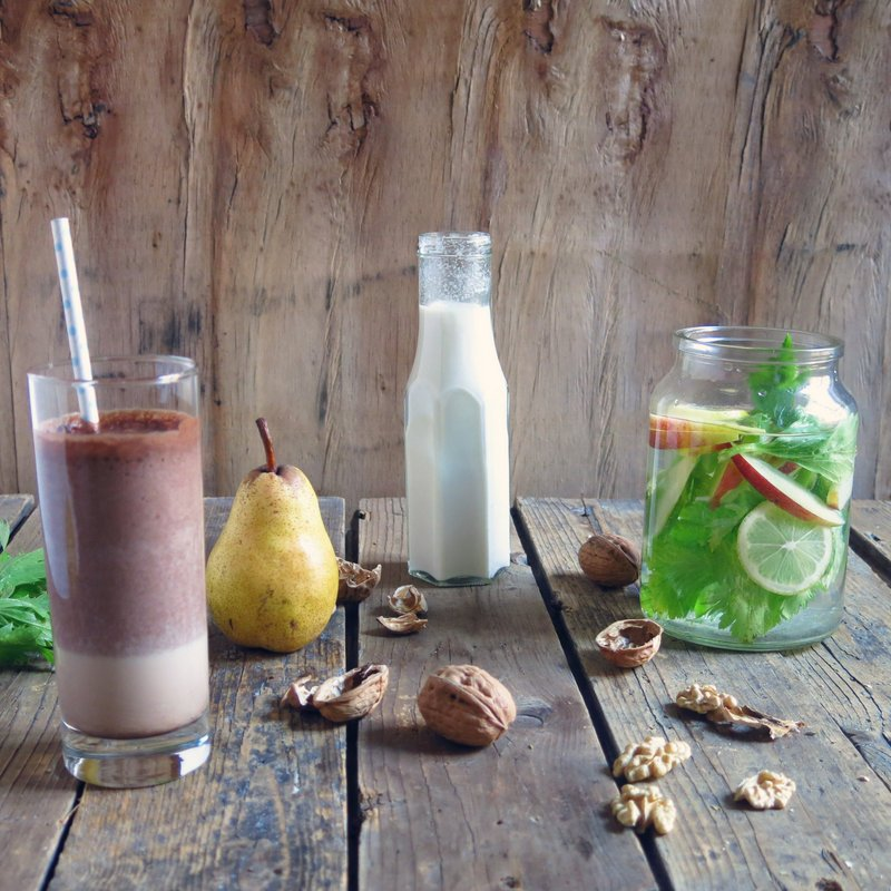 Boissons healthy made in Grenoble