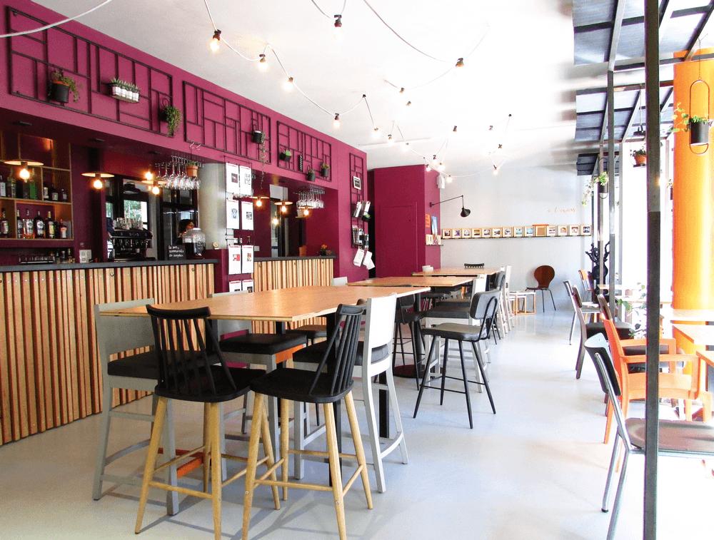 Culture Restaurant Mondaines