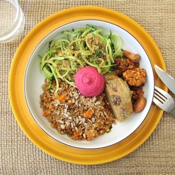 Lunch Box Healthy Végétarien