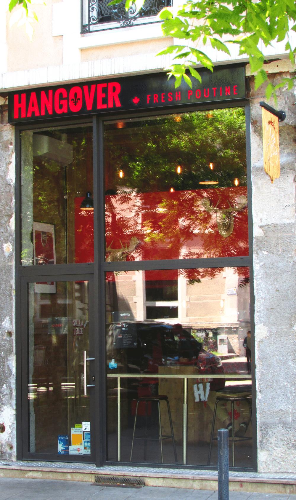 Hangover Mondaines Fastfood