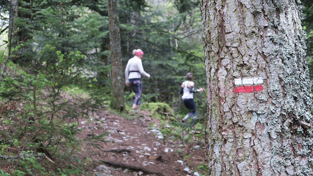 Le trail au féminin à Grenoble