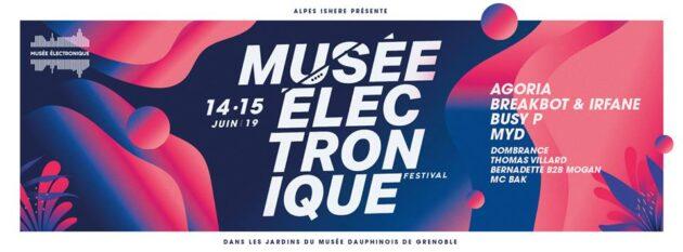 Musée Electronique Festival