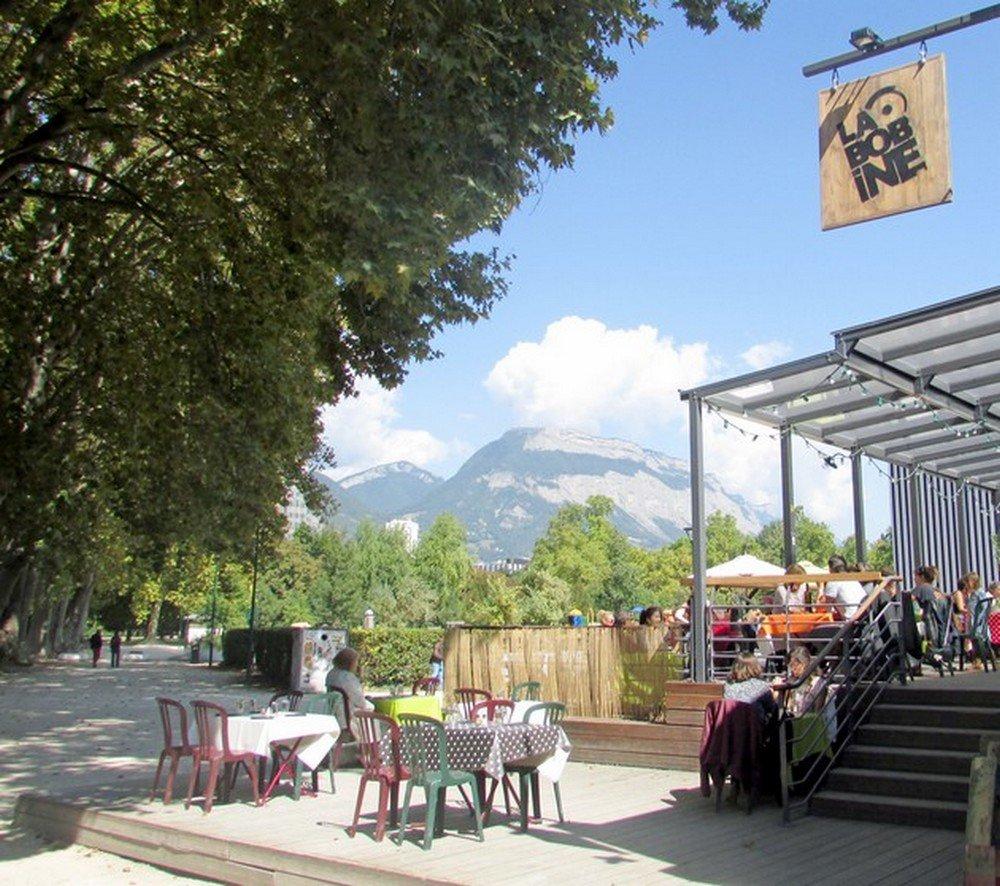 Bobine Paul Mistral Grenoble
