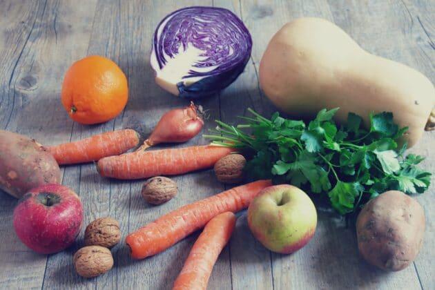 légumes pour veggie bowl grenoblois