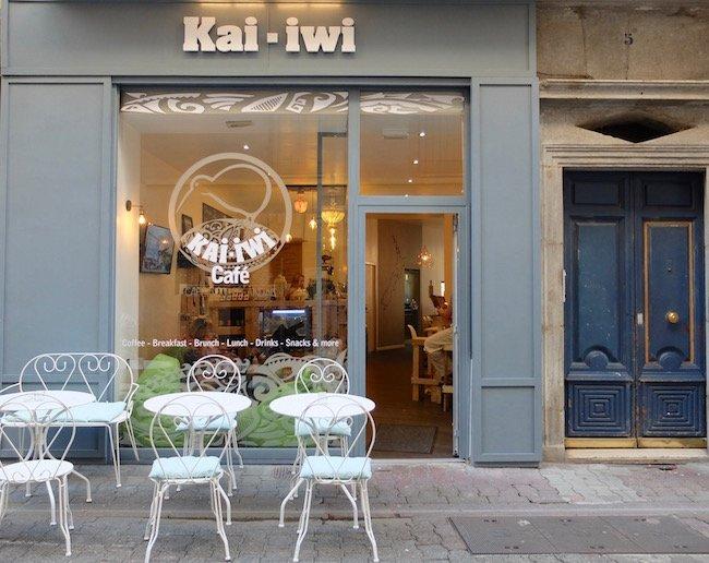 terrasse Kai-Iwi café