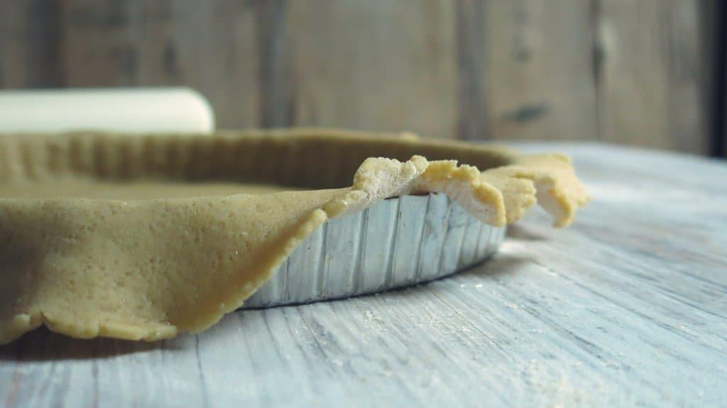 Fond de pâte pour tarte aux noix de Grenoble