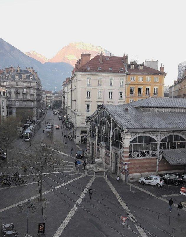 Halles de Grenoble
