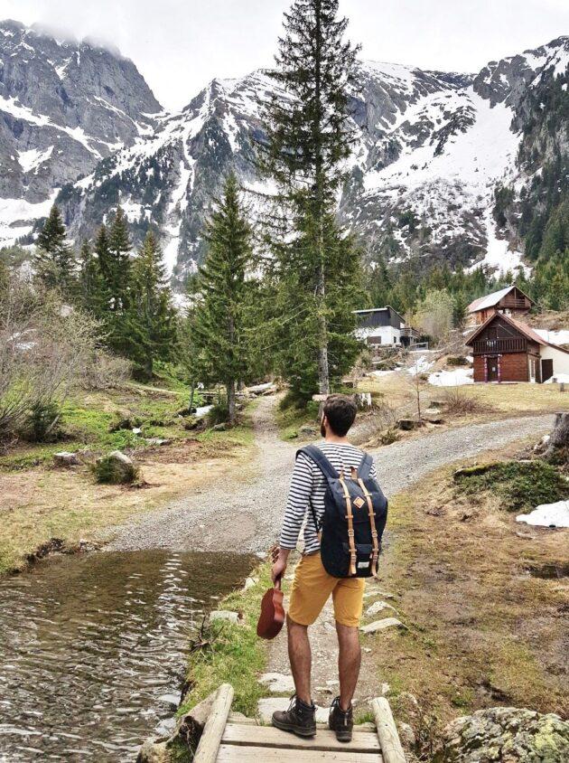 lac isère montagne