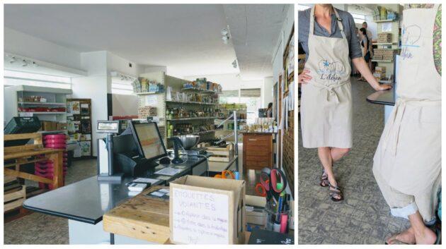 L'épicerie de l'éléfàn à Grenoble