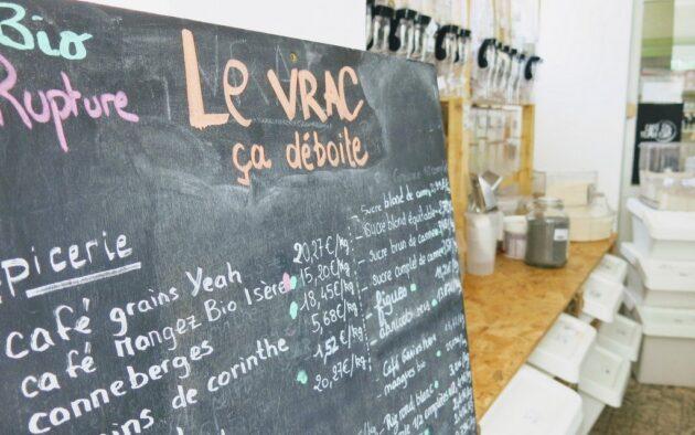 Le vrac chez l'éléfàn à Grenoble
