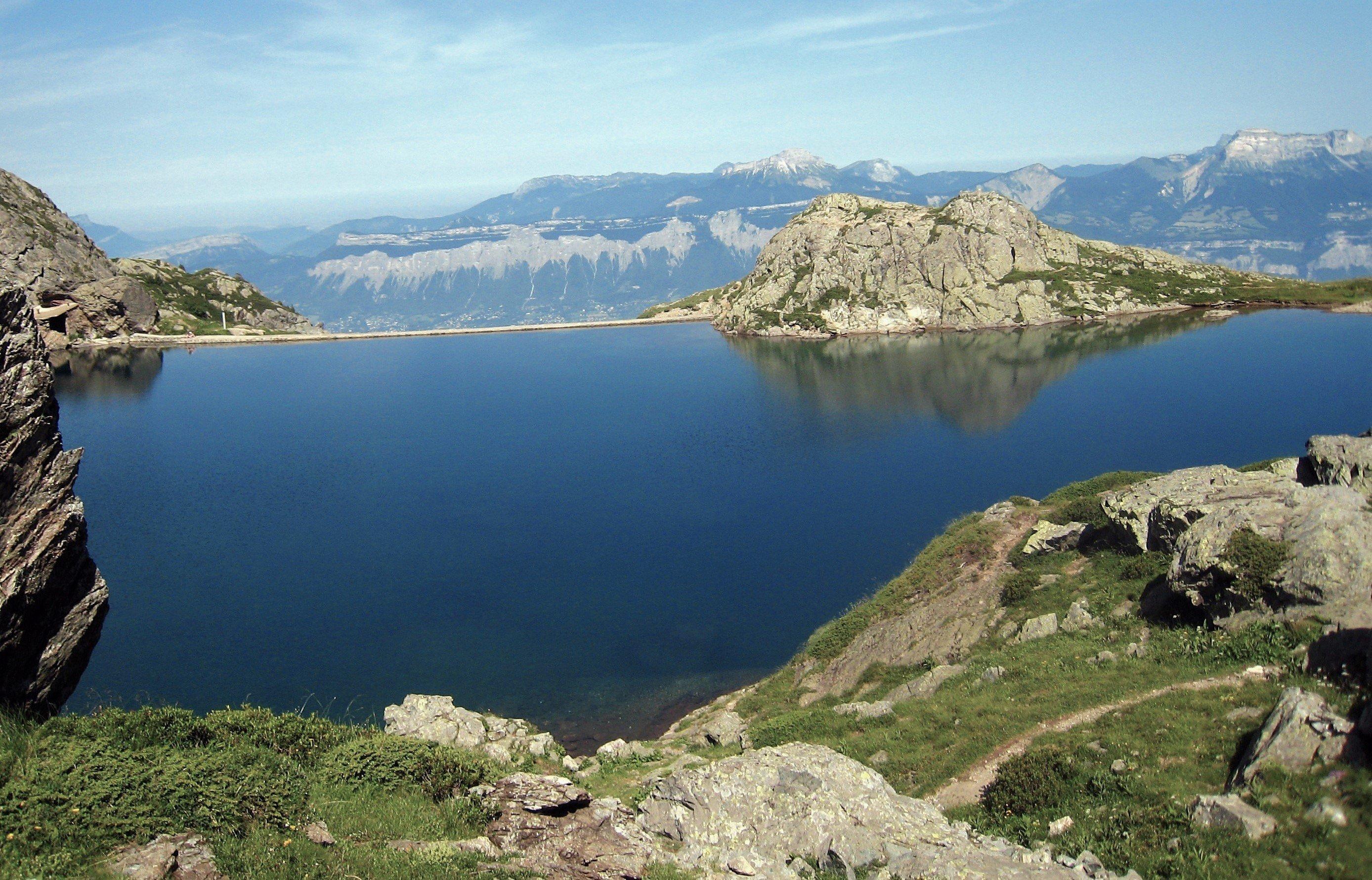 lac randonnée isere