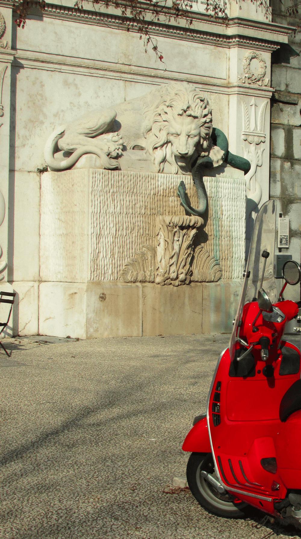 Mondaines Visites Italie