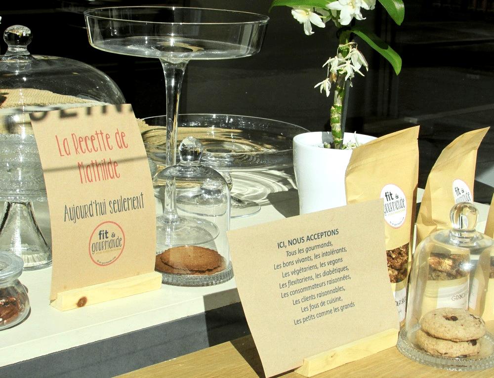 Fit et Gourmande Gâteaux Pâtisseries