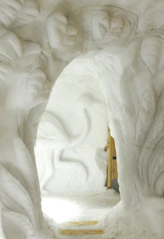 Igloo Hôtel de Glace Grenoble
