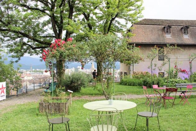 Jardins musée dauphinois
