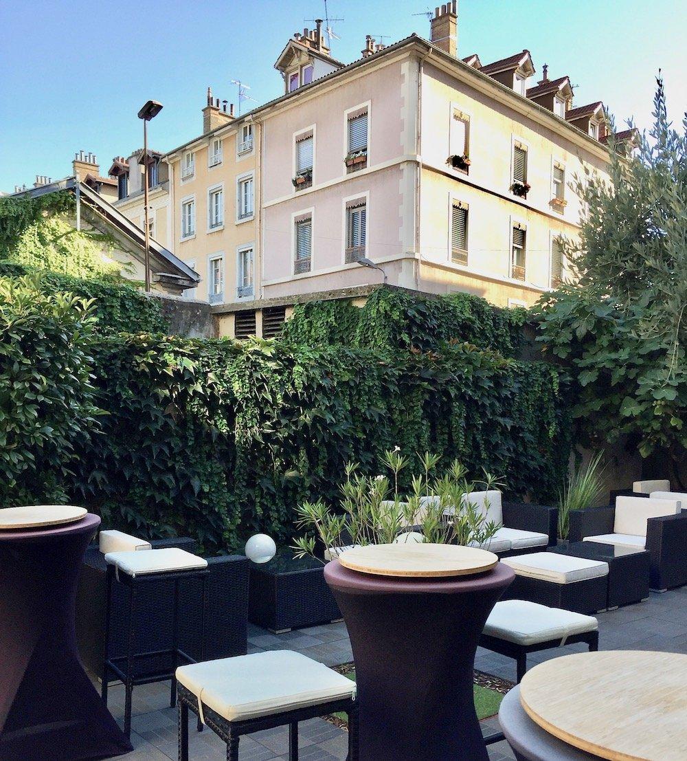 restaurant terrasse grenoble