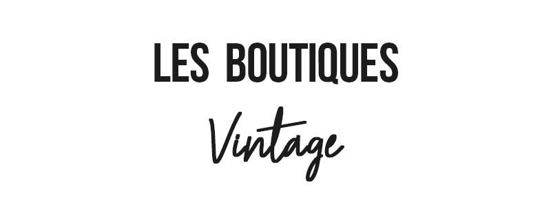 boutiques vintage grenoble