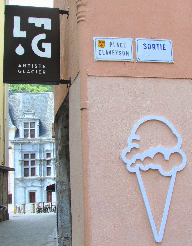 Fabrique Givrée Grenoble Glacetronomie
