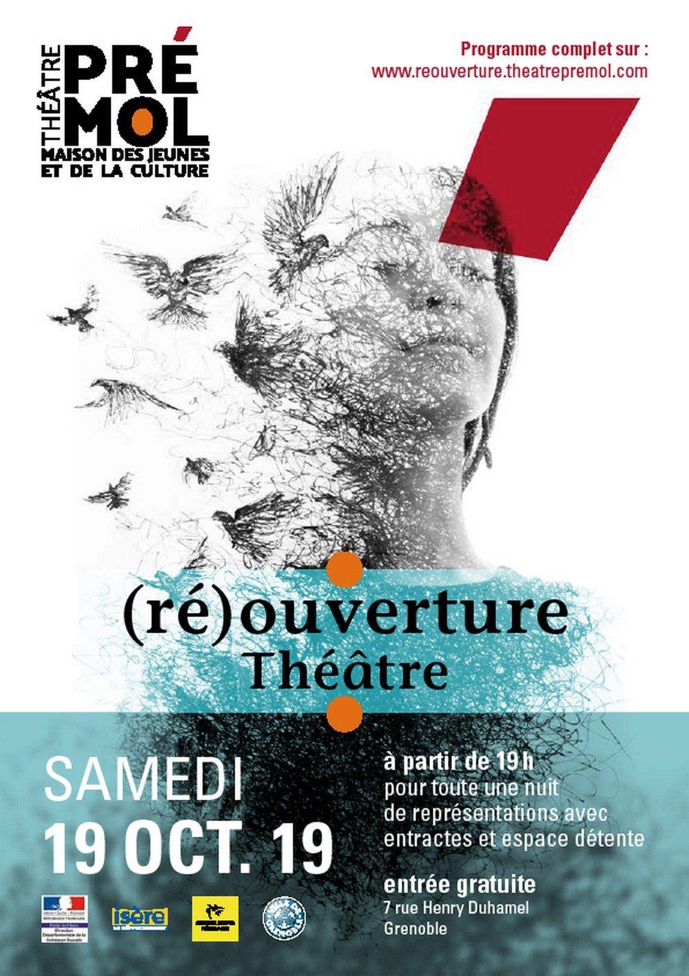 Théâtre Prémol : culture(s) sur scène à Grenoble Mondaines Théâtre Grenoble