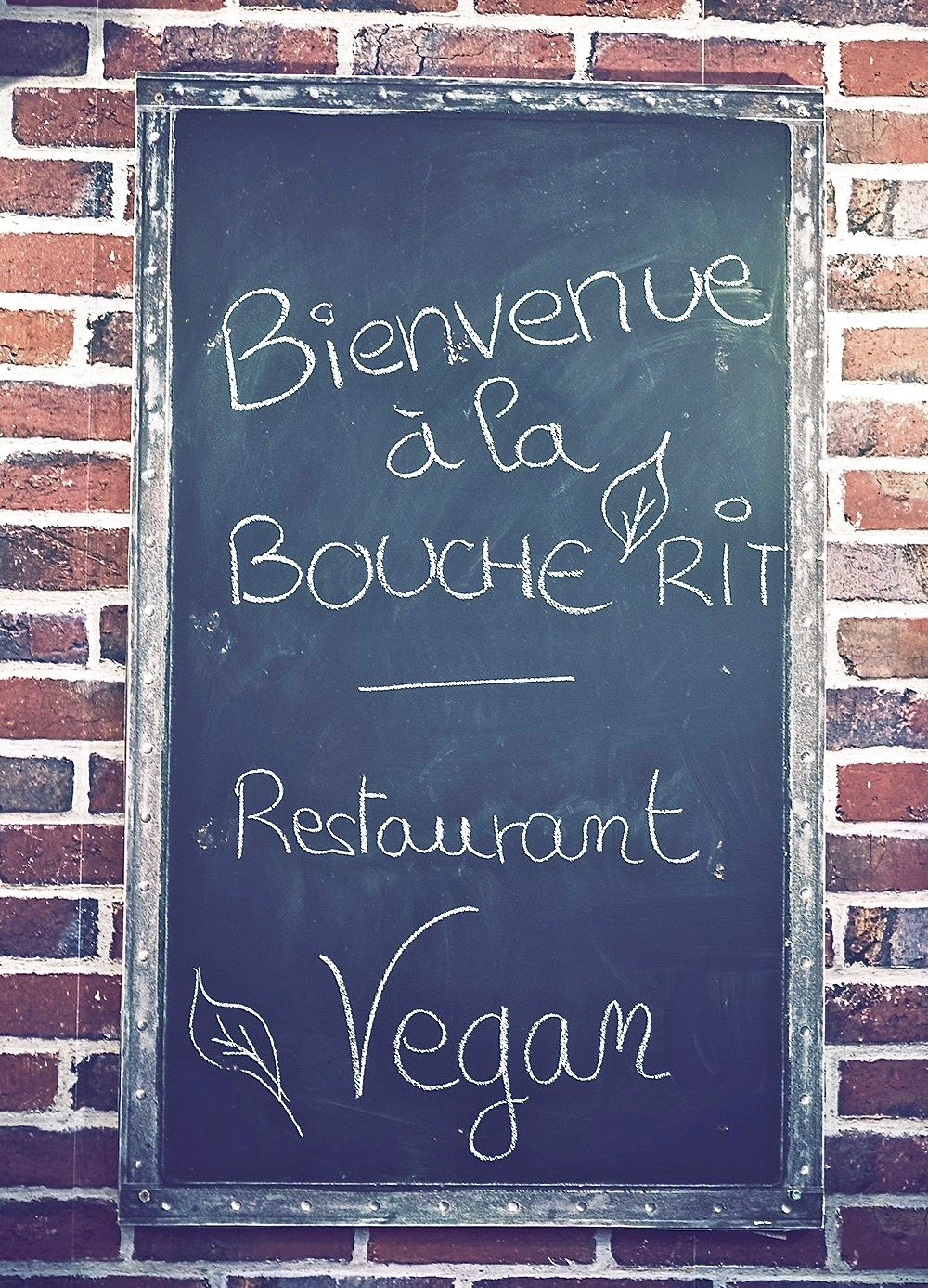 restaurant vegan grenoble
