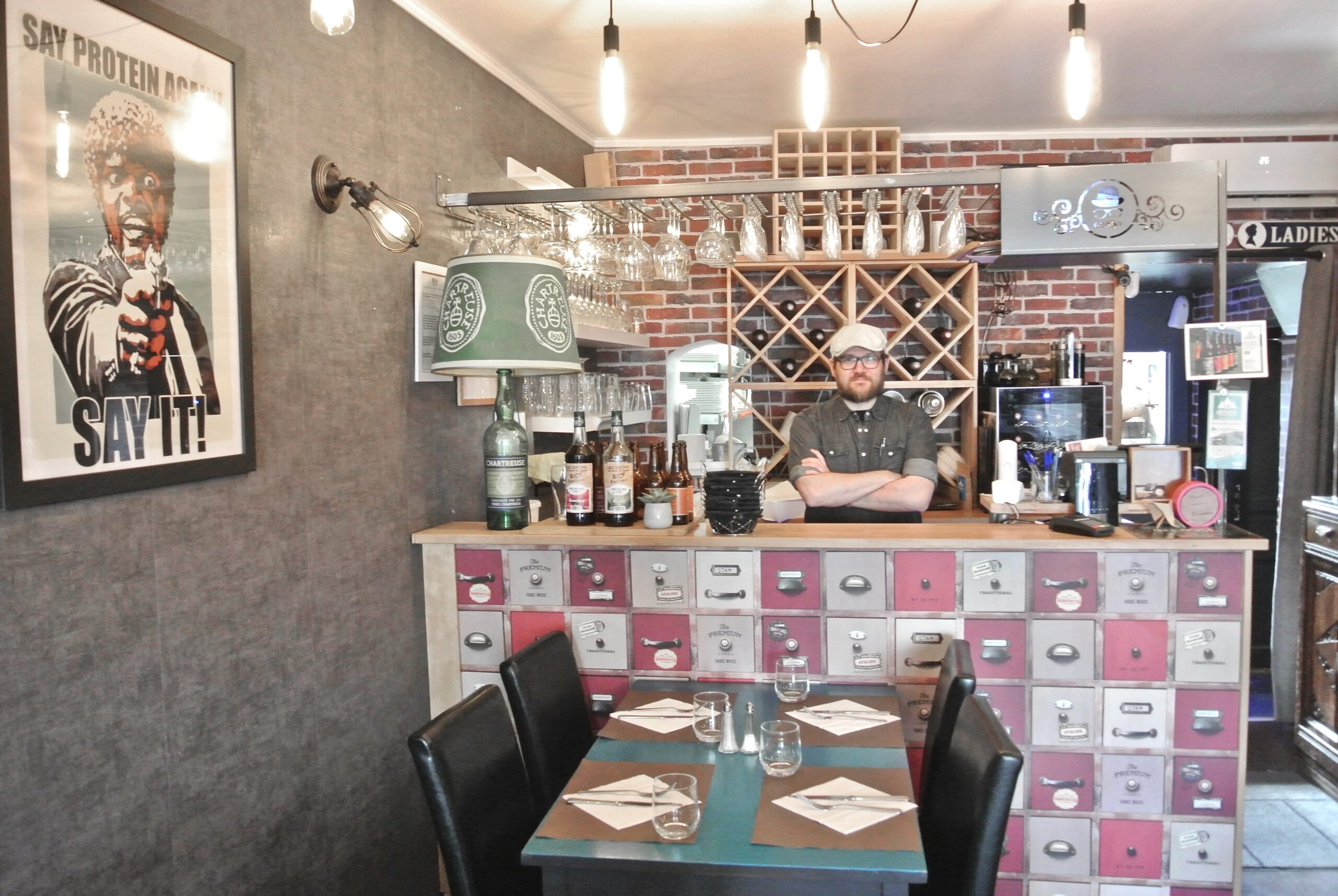 restaurant la Bouche Rit