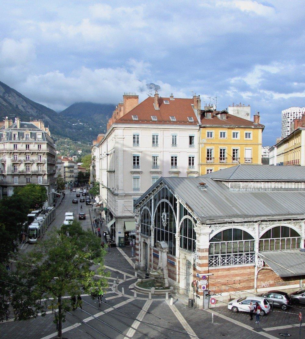 Halles Grenoble