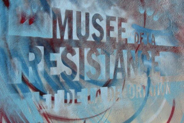 Musée Résistance déportation isère mondaines C215 Street Art
