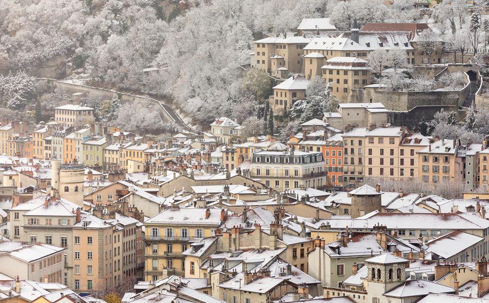 photo Bastille Grenoble