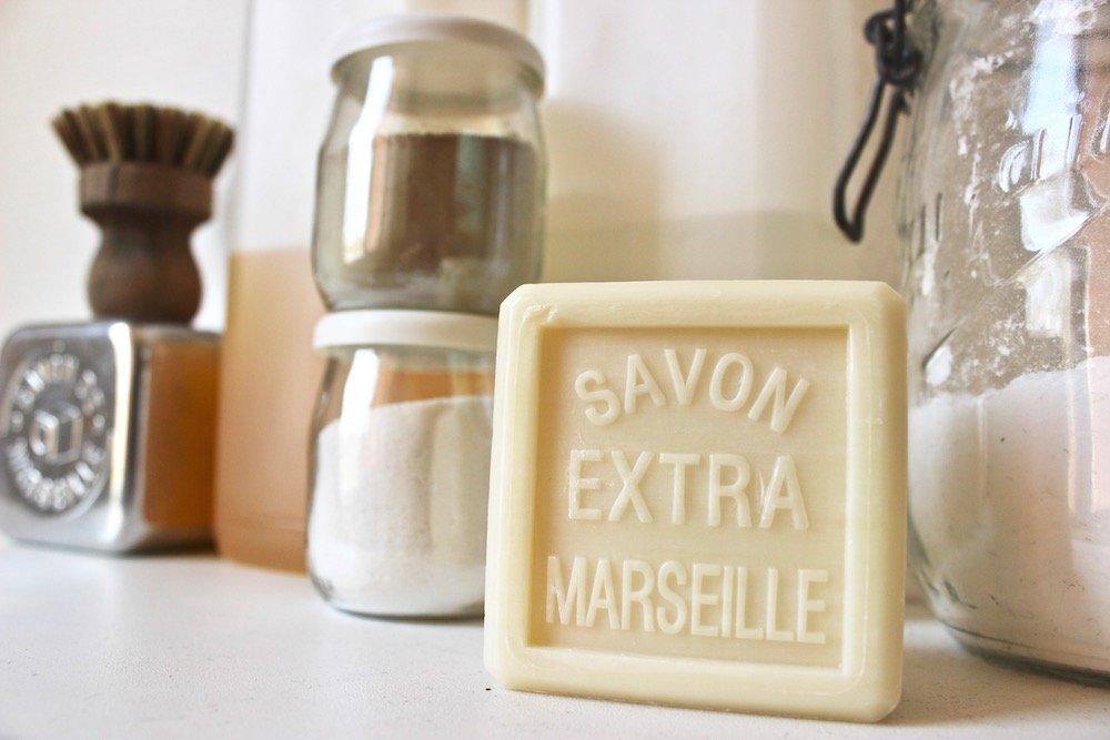 liquide vaisselle maison savon de Marseille