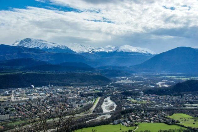 Randonnée proche de Grenoble - Belvédère de Comboire