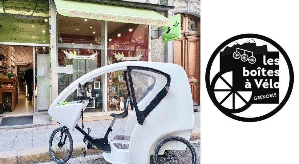 les boites à vélo Grenoble