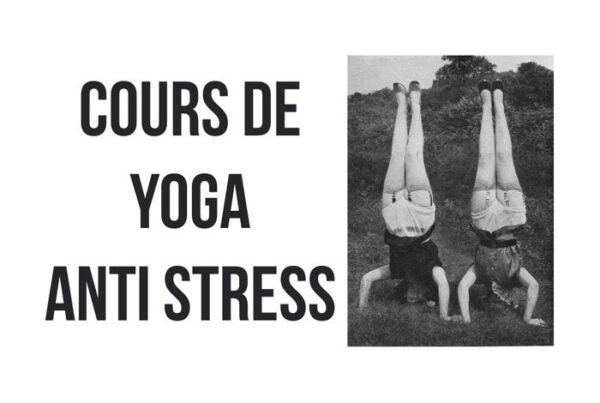 yoga anti stress