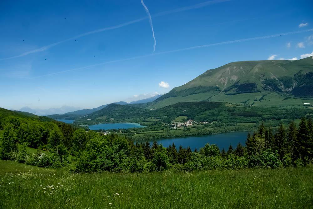 Lacs Laffrey - Pierre Percée