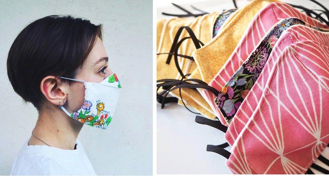 Où acheter des masques en tissu