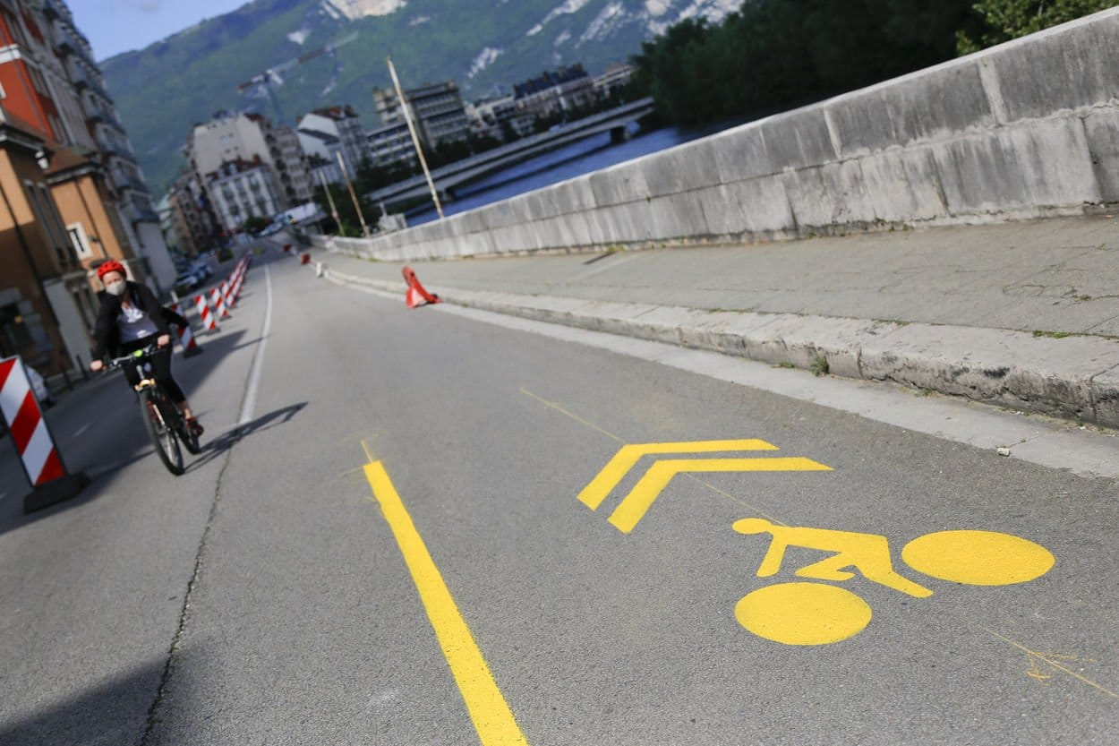 TempoVélo Grenoble