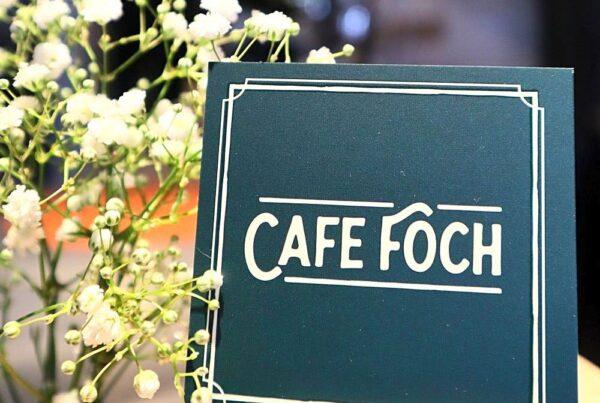 Café Foch Grenoble