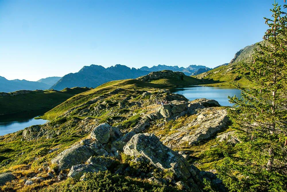 Lacs Alpe d'Huez