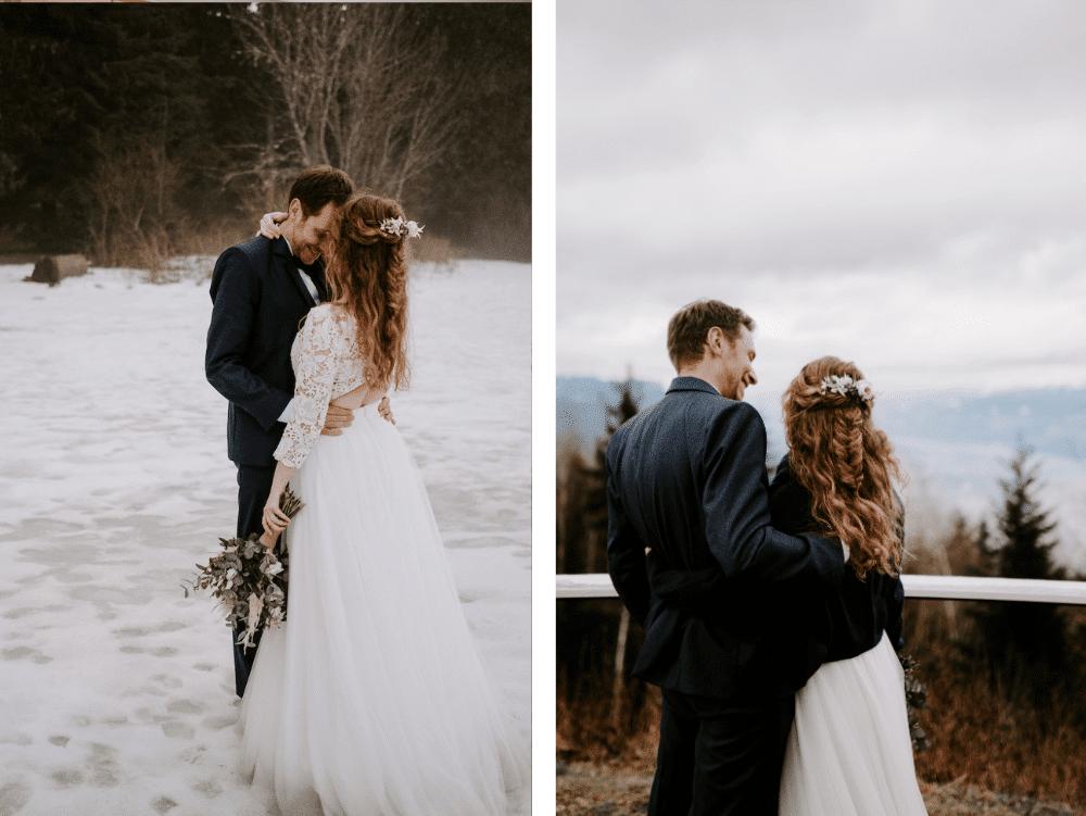 couple mariés Grenoble