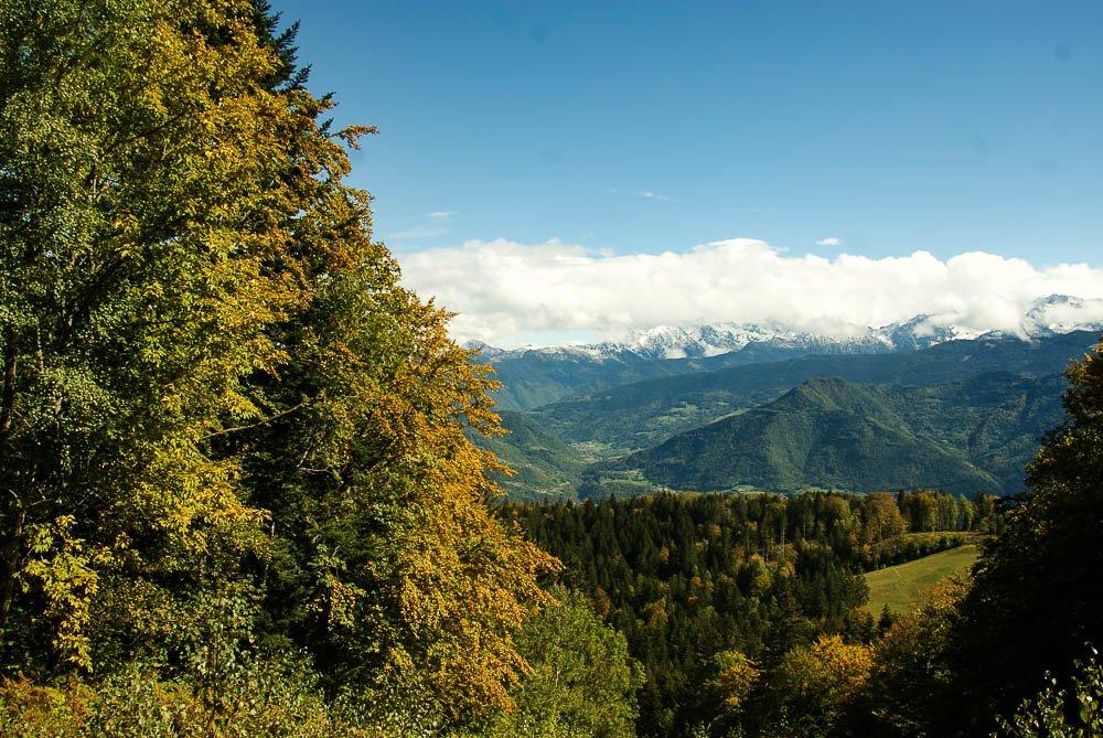 Randonnée d'automne Chartreuse