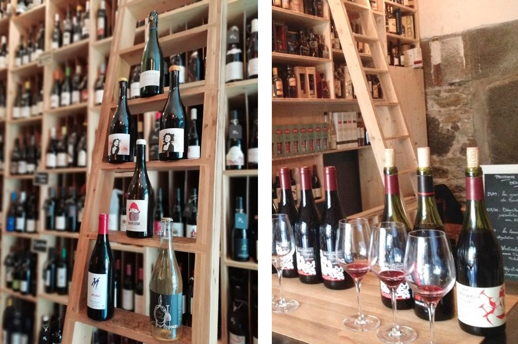vin naturel Grenoble