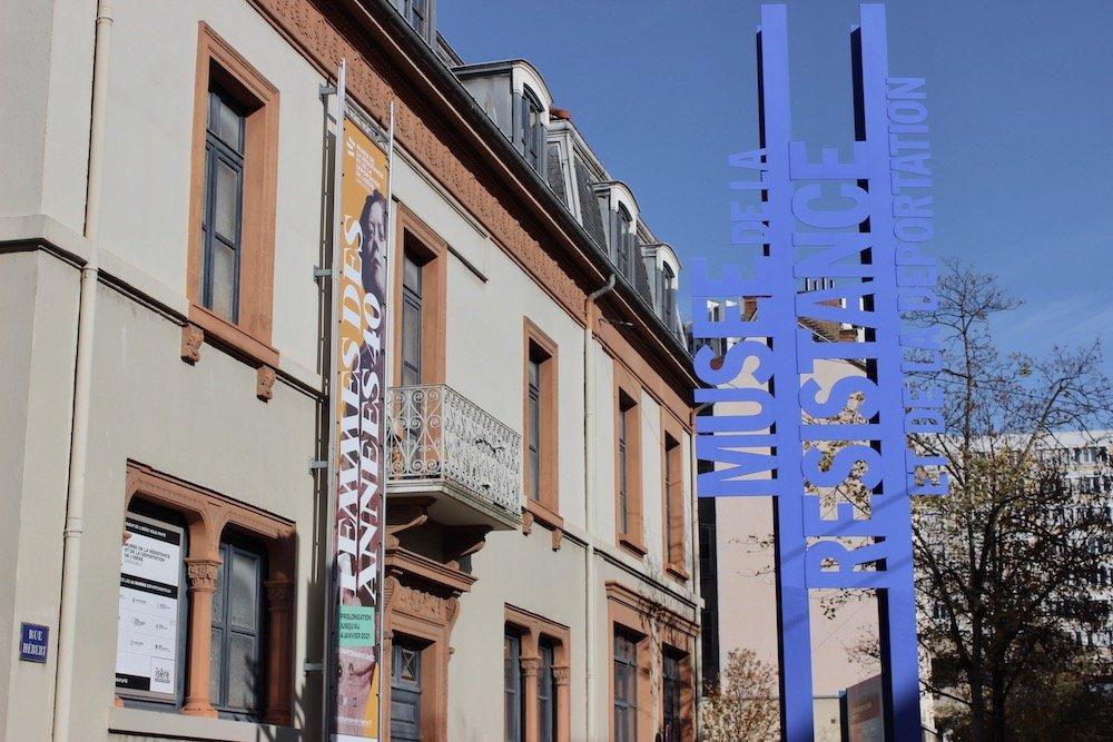 musée Résistance Grenoble