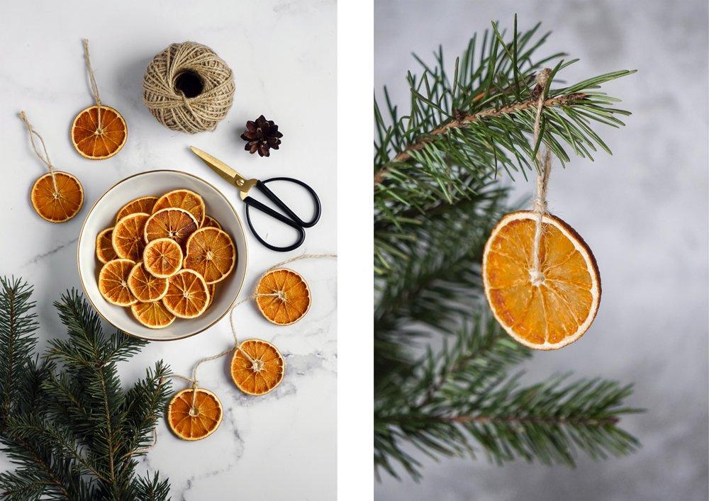 DIY Noël zéro déchet