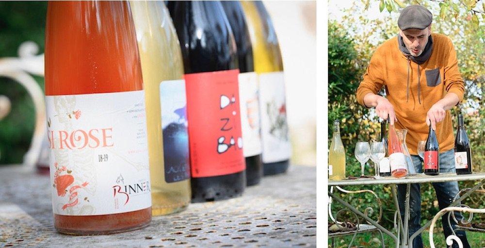 vin nature Grenoble