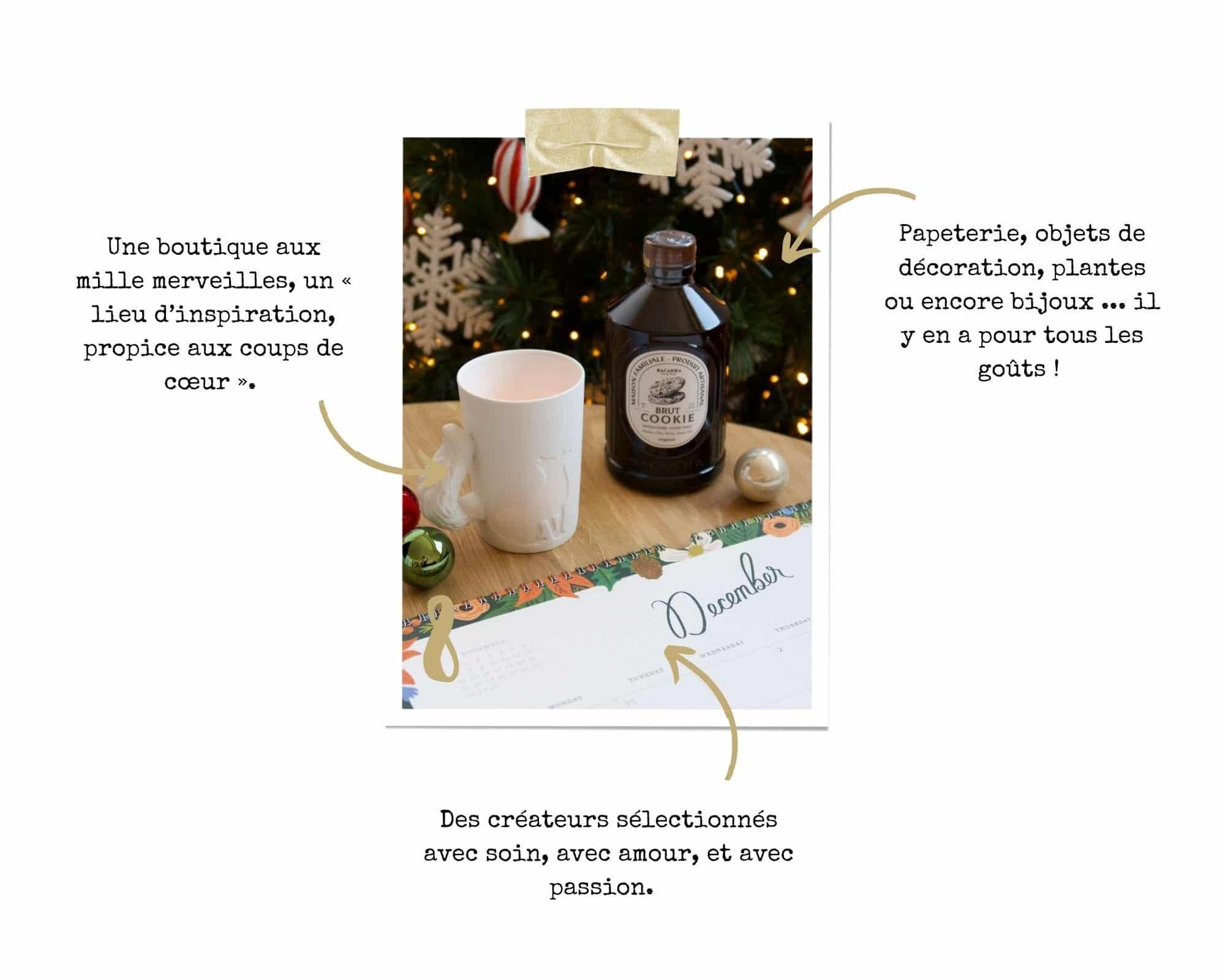 Soupçon de magie Noël Créative Grenoble Mondaines