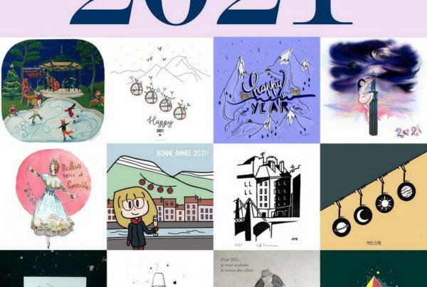 Les Mondaines Grenoble Bonne année 2021