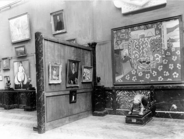musée de Grenoble Histoire